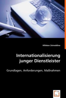 Internationalisierung junger Dienstleister