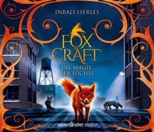Foxcraft - Die Magie der Füchse, 5 Audio-CDs