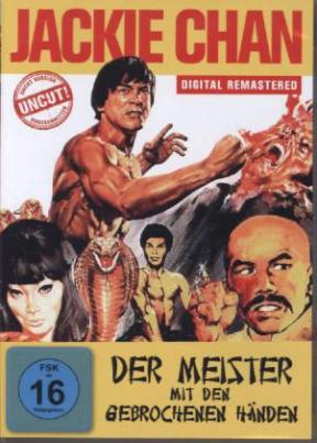 Der Meister mit den gebrochenen Händen, 1 DVD