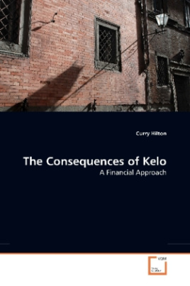 The Consequences of Kelo