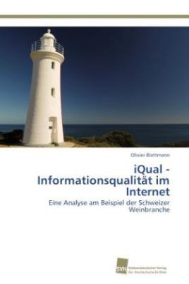 iQual - Informationsqualität im Internet