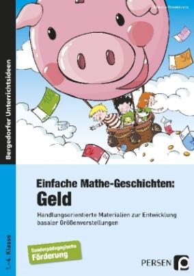 Einfache Mathe-Geschichten: Geld