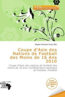 Coupe d'Asie des Nations de Football des Moins de 16 Ans 2010