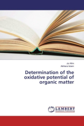 Determination of the oxidative potential of organic matter