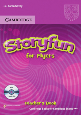 Storyfun for Flyers, Teacher's Book with 2 Audio-CDs