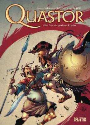 Quästor - Der Prinz und die goldenen Krabben