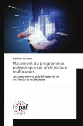 Placement du programmes polyédrique sur architecture multic_urs