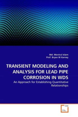 TRANSIENT MODELING AND ANALYSIS FOR LEAD PIPE CORROSION IN WDS
