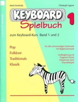 Keyboard-Spielbuch. Bd.1