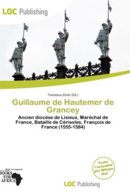 Guillaume de Hautemer de Grancey
