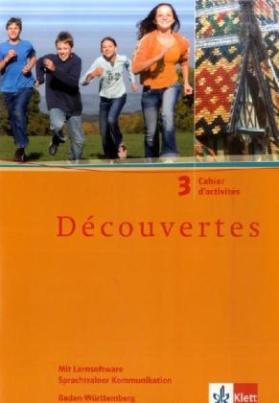 Cahier d'activites, m. CD-ROM