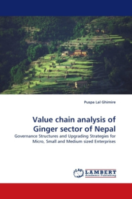 Value chain analysis of Ginger sector of Nepal
