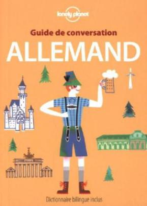 Lonely Planet Guide de conversation allemand