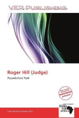 Roger Hill (Judge)