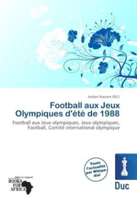 Football aux Jeux Olympiques d'été de 1988