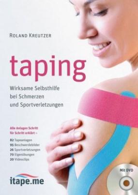 taping, m. DVD