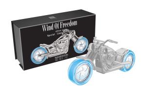 Parfüm Wind Of Freedom Silver - Eau de Parfum für Ihn (EdP)