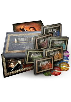 Highlander Gesamtedition (limitierte Holzbox)