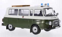 Barkas B 1000 Kleinbus, Volkspolizei