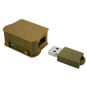 USB-Stick mit 8GB als Miniatur des NR513