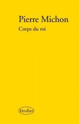 Corps du roi. Körper des Königs, französische Ausgabe