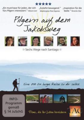 Pilgern auf dem Jakobsweg, DVD