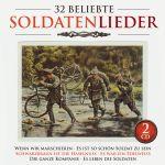 32 beliebte Soldatenlieder (2 CDs)