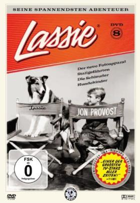 Lassie, Vol.8