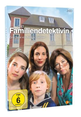 Die Familiendetektivin - Staffel 1