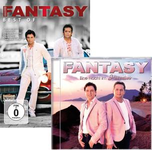 Fantasy - Eine Nacht im Paradies EXKLUSIV 2 Bonustitel + Best of - 10 Jahre Fantasy LIVE