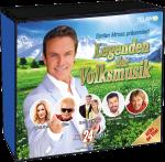 Stefan Mross präsentiert Legenden der Volksmusik (4 CDs)